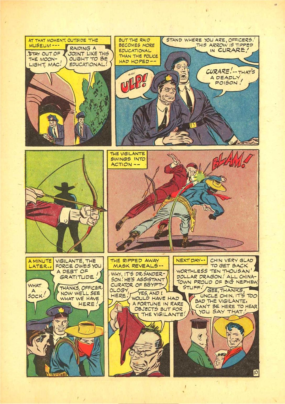 Read online Action Comics (1938) comic -  Issue #70 - 26