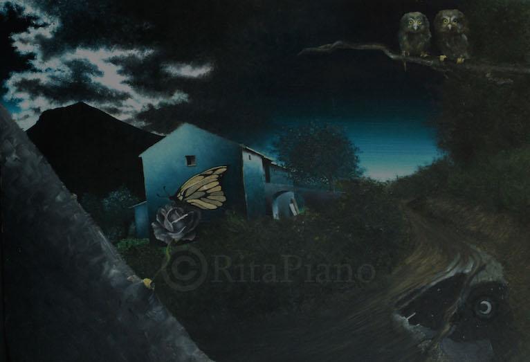 """""""Sogno d'Infanzia""""-1995-Rita Piano"""