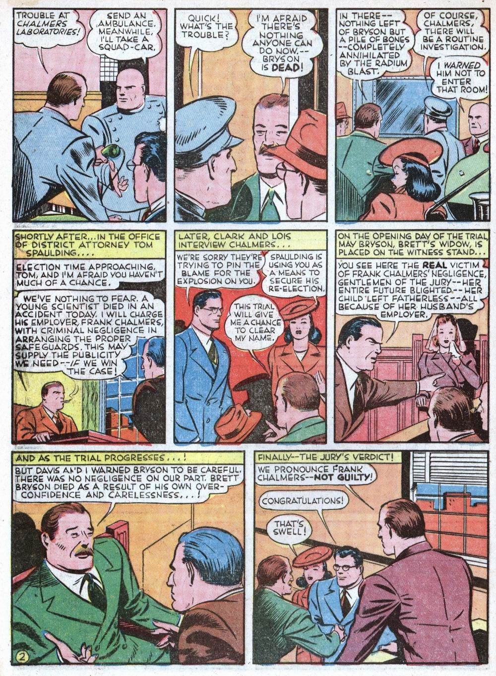 Read online Action Comics (1938) comic -  Issue #39 - 4