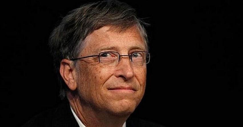 Estas son las carreras que el magnate Bill Gates recomienda estudiar a los jóvenes