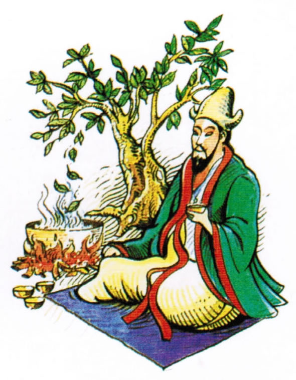 Your Cup Of Life: History of tea: China