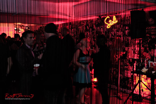 Whats behind the screen? ORGNL.TV - Stolichnaya Vodka, Sydney Launch Party