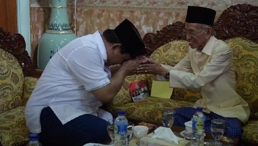 Prabowo: Jangan Tarik Ulama untuk Kepentingan Politik Praktis