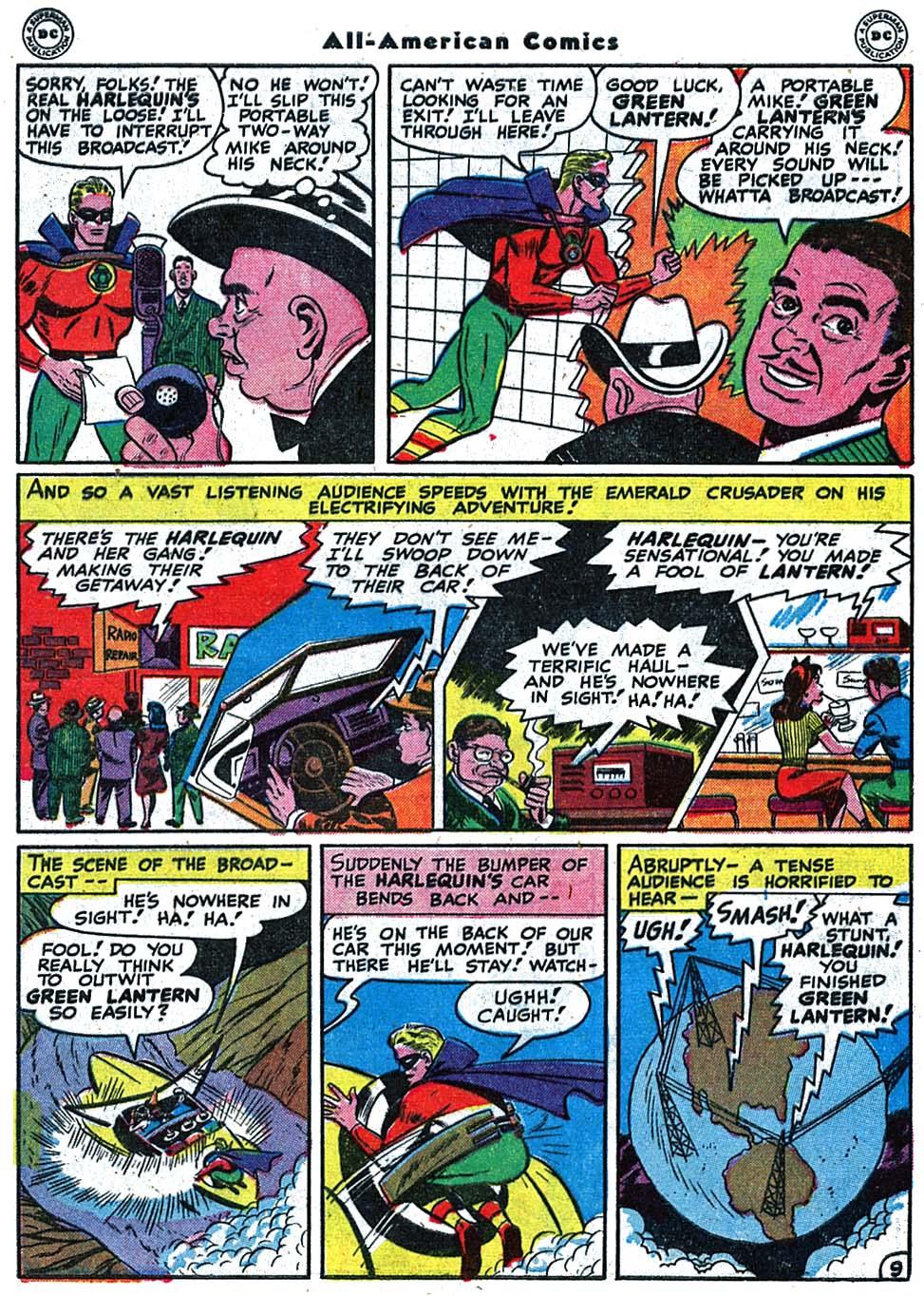 Read online All-American Comics (1939) comic -  Issue #89 - 11