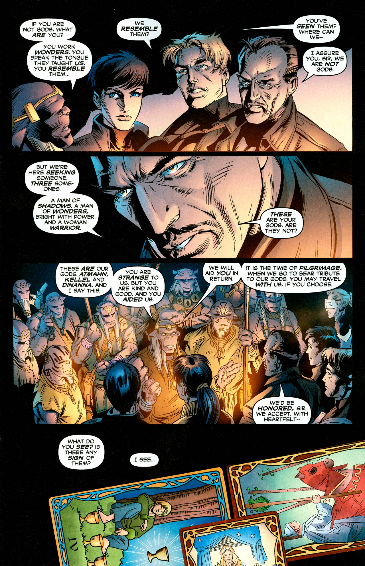 Read online Trinity (2008) comic -  Issue #29 - 7