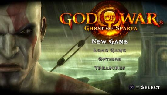 God of War Ghost of Sparta PSP ISO - Download ROM's & ISO's