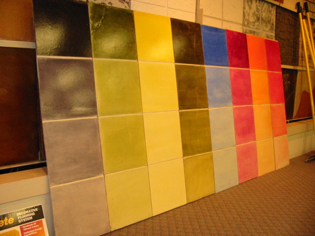 Enconcreto for Pintura para pisos colores