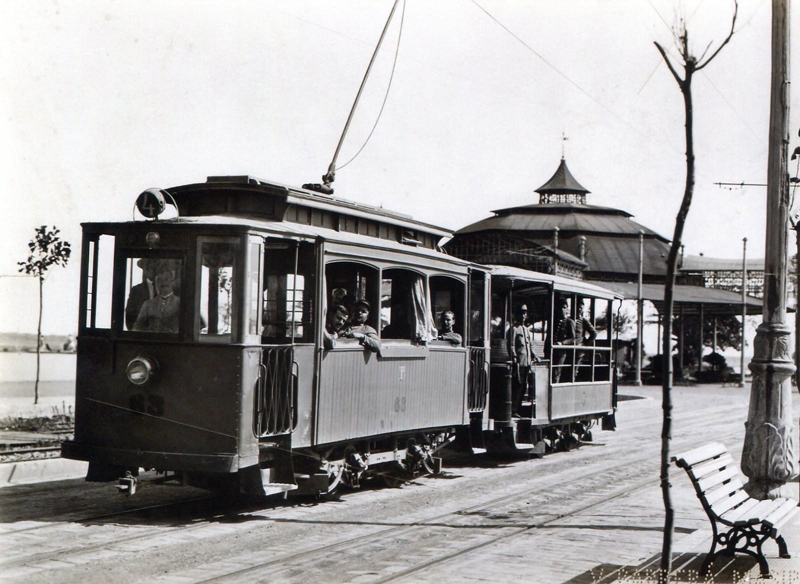 Historias del tren: marzo 2012