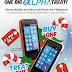 Cherry Mobile Alpha Style Buy One Take One Promo on December 22, 2014 Details