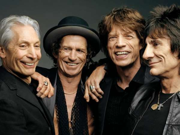 ROLLING STONES: Ανακοίνωσαν το νέο τους album