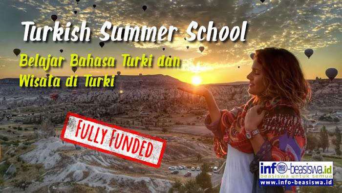 Turkish Summer School: Belajar Bahasa dan Wisata di Turki