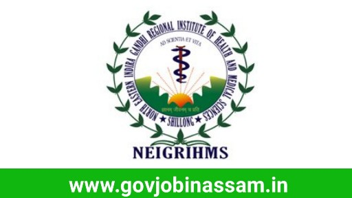 NEIGRIHMS Recruitment 2018