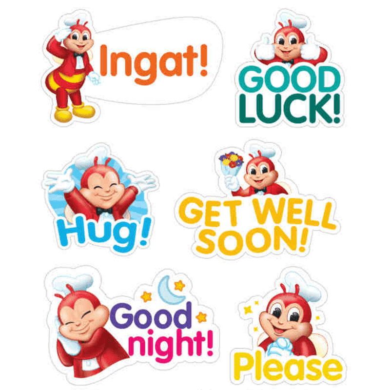 Jollibee Outs Stickers For Viber That Is Too Cute Not To ...