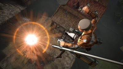Attack On Titan 2 Final Battle Game Screenshot 9