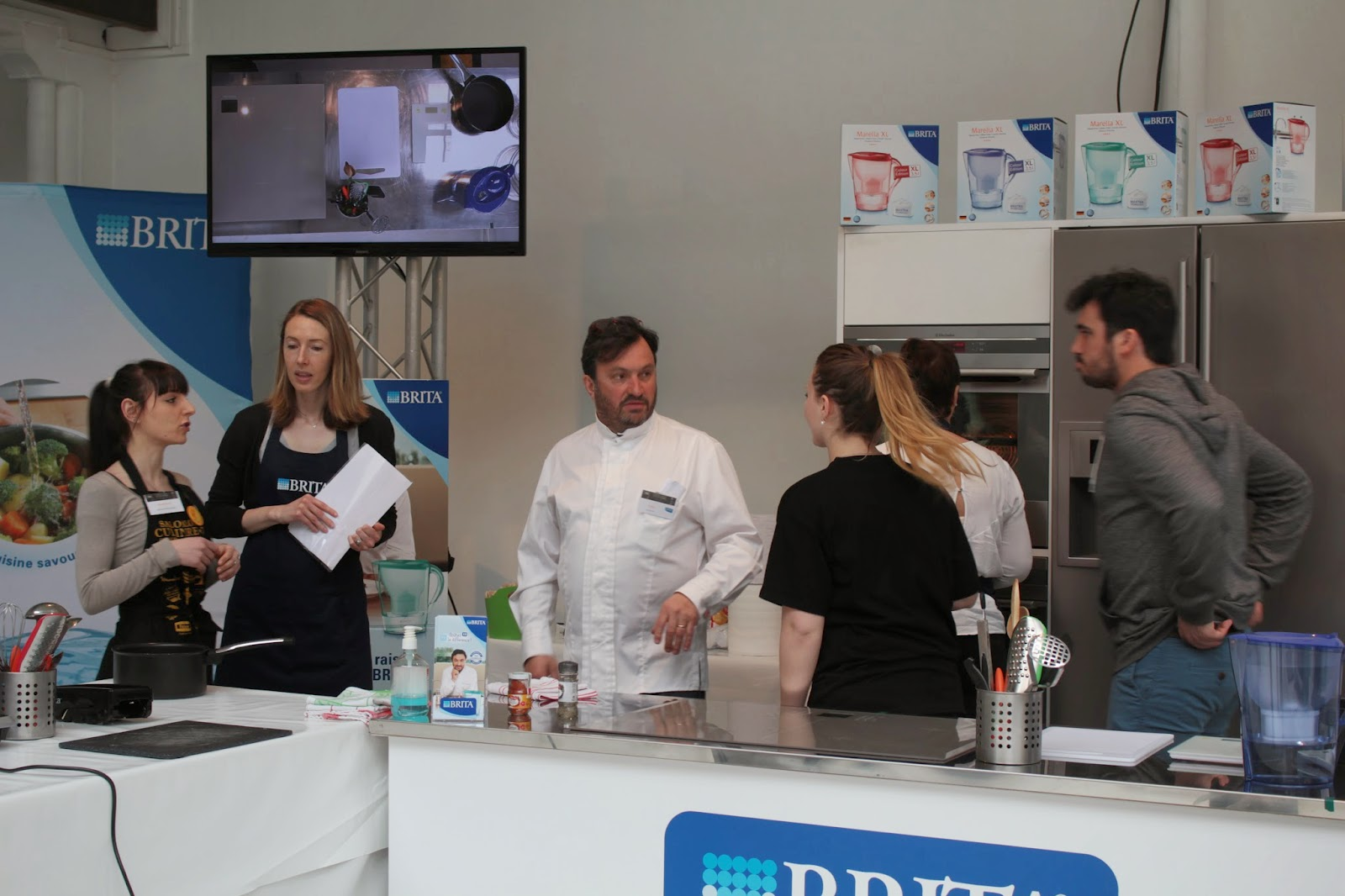 Salon du blog culinaire 2015 à Paris