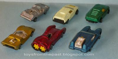 Diecast Car Crash