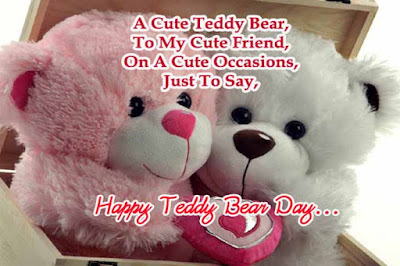Teddy day 2019 Wishes Photo