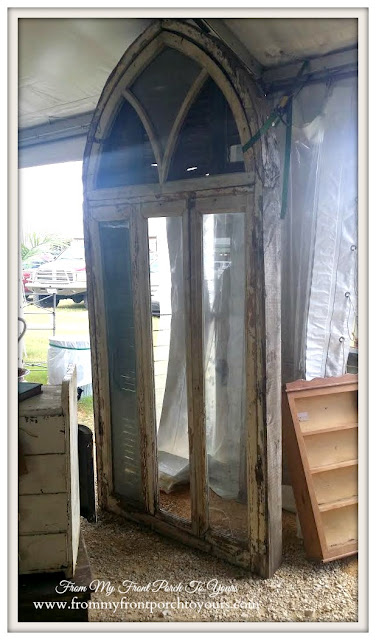 Antique Week-Salvaged Door-Round Top Texas-From My Front Porch To Yours