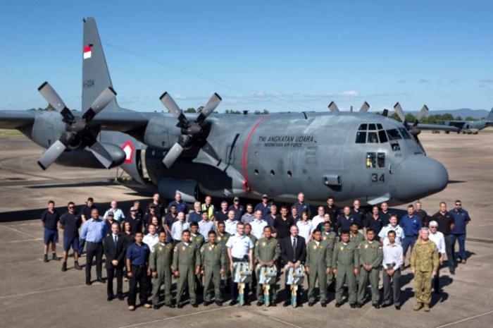 C-130H Hercules A-1334