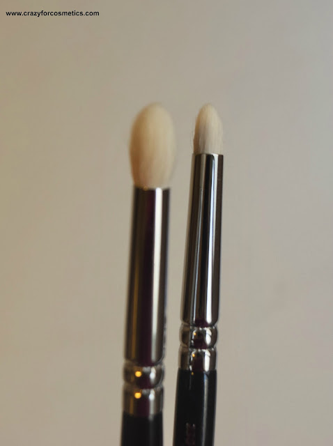 Zoeva Brush 231  &230 LUXE PETIT CREASE review