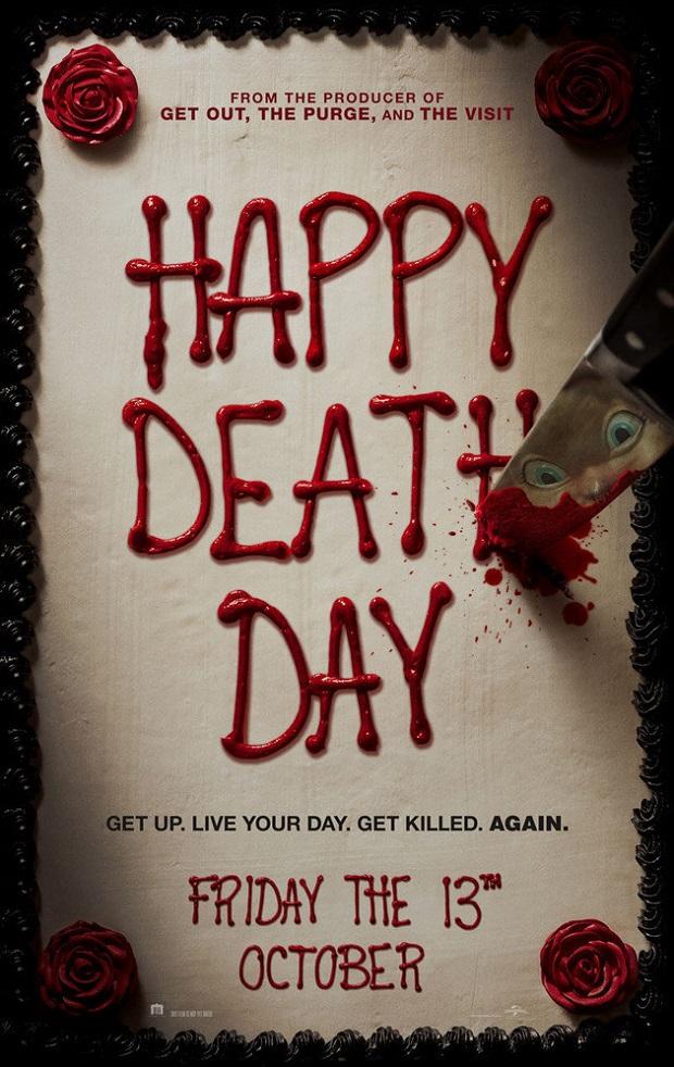 Щасливого дня смерті постер