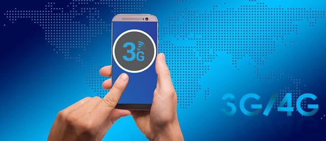 Cara Mempercepat Koneksi 3G Secepat Jaringan 4G LTE