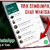 Cara Menyembunyikan Chat / Percakapan Whatsapp di iPhone dan Android, Begini Caranya