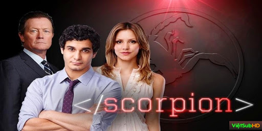 Phim Bọ Cạp (phần 1) Hoàn Tất (22/22) VietSub HD | Scorpion (season 1) 2014