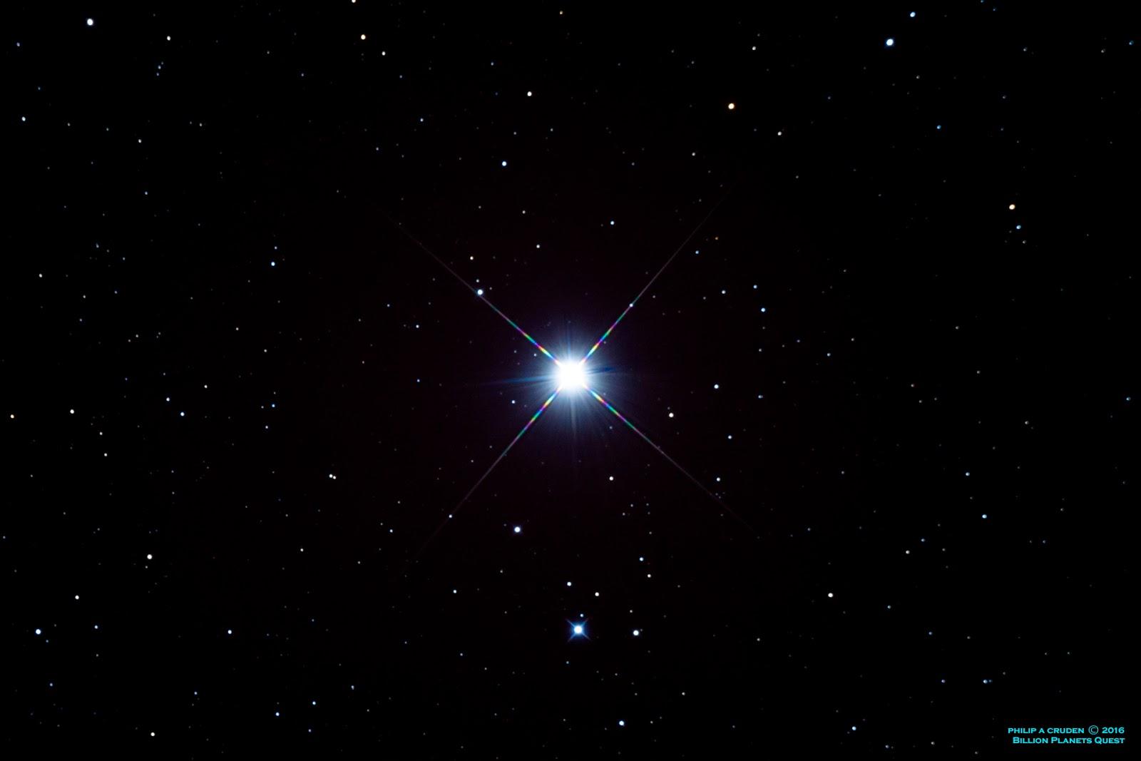 Billion Planets Astronomy and Art: Stars