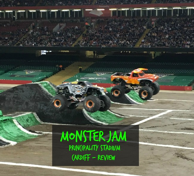 Monster-jam-principality-stadium-cardiff-text-over-image-of-monster-trucks