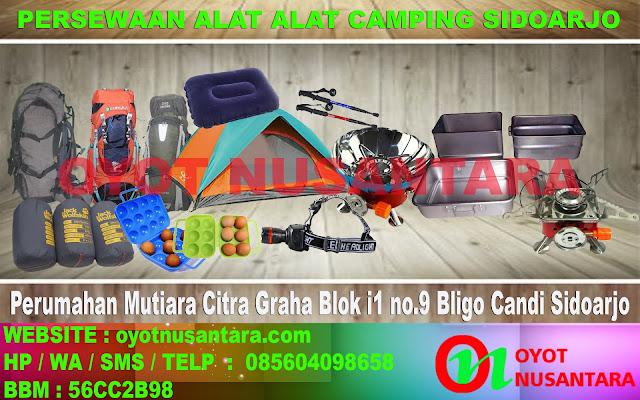Sewa Alat Camping Sidoarjo Dan Surabaya