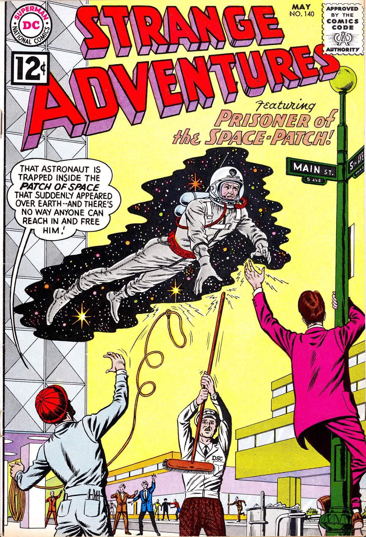 Strange Adventures (1950) 140 Page 1