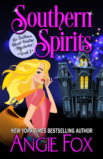 Southern Spirits by Angie Fox
