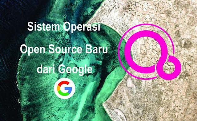 Apa itu Fuchsia, Sistem Operasi baru datang dari Google