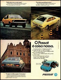 propaganda VW Passat - 1975, propaganda Volkswagen - 1975, vw anos 70, carros Volkswagen década de 70, anos 70; carro antigo Volks, década de 70, Oswaldo Hernandez, Passat 75,
