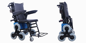 Electric Stair Climbing Wheelchair Vs Wheelchair Lift