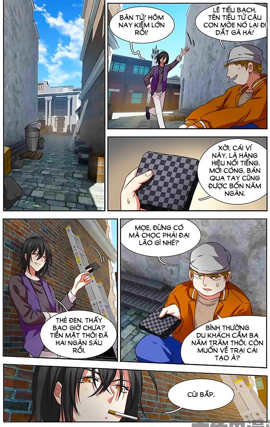 Tinh Mộng Thần Tượng - Chap 216