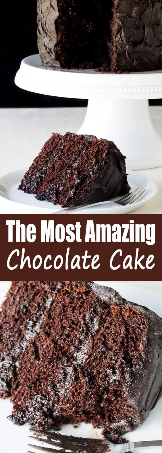 You won't find a better chocolate cake recipe than this one. You will be amazed at how good it is, and you will amaze those that you make if for.