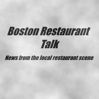 Boston Restaurant Talk Blog