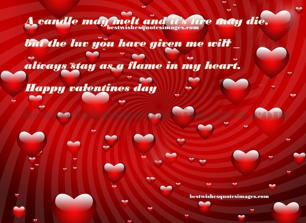 Free Valentine S Day Wishes