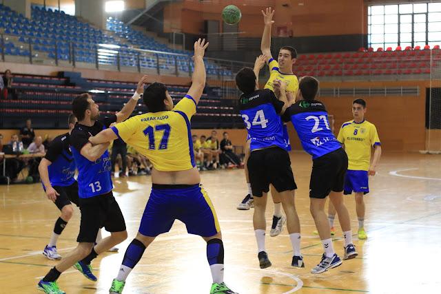 Balonmano | El Barakaldo cierra en Gorostiza la liga en Primera Nacional ante el Gure Auzune