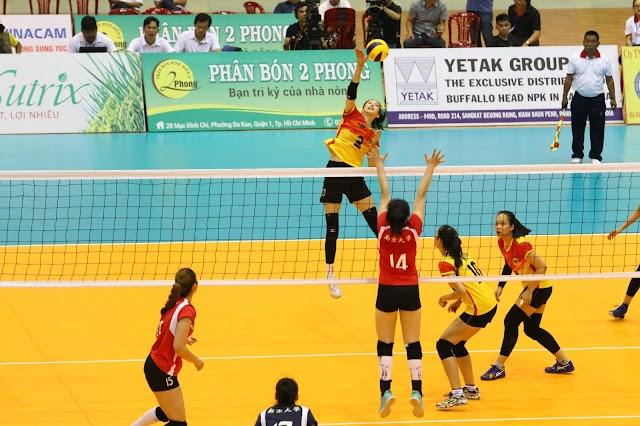 Bình Điền Long An và U23 Thái Lan vào bán kết