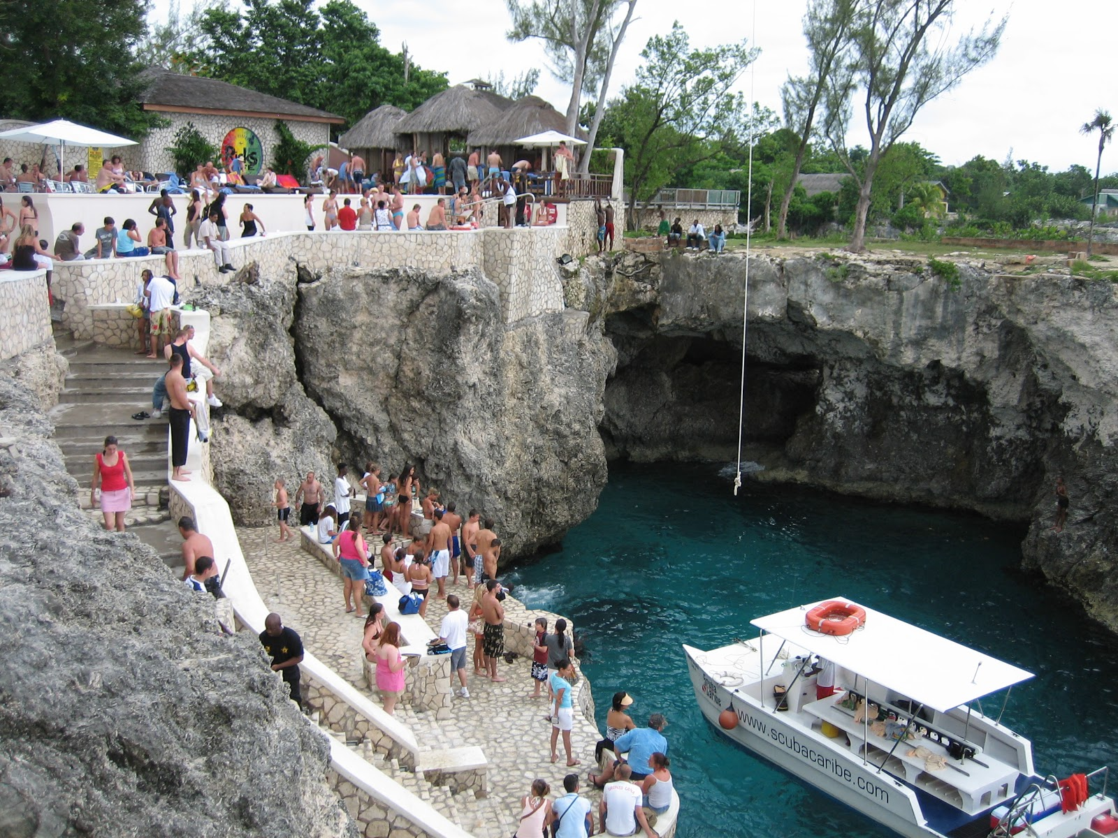 Jamaica Dream Vacation: Negril Attractions