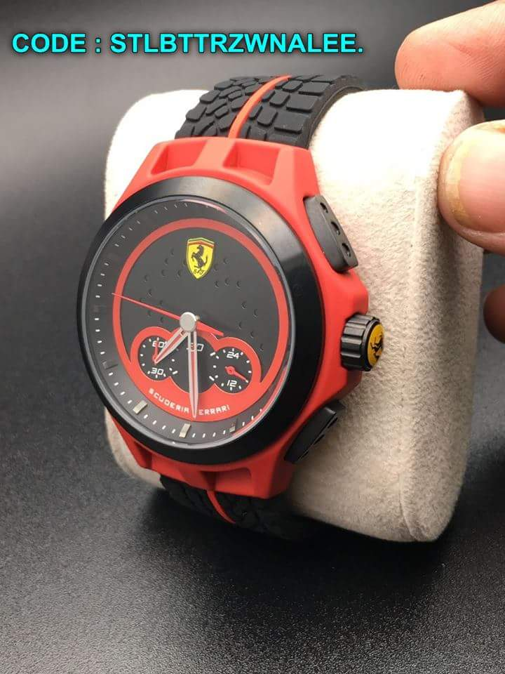 watches ferrari jacobtime