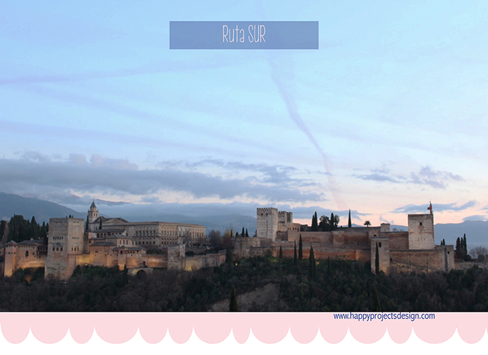 Ruta Sur: Alhambra