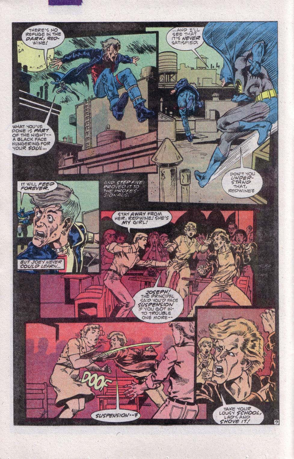 Detective Comics (1937) 550 Page 10