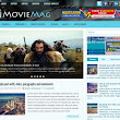 MovieMag Blogger Template - ZoomTemplate