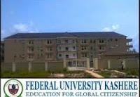 Courses Offered By Federal University Kashere, Direct Entry and UTME Cut Off Marks