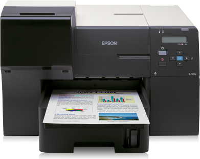 Also has extensive paper handling with  Epson B-310N Printer Driver Downloads
