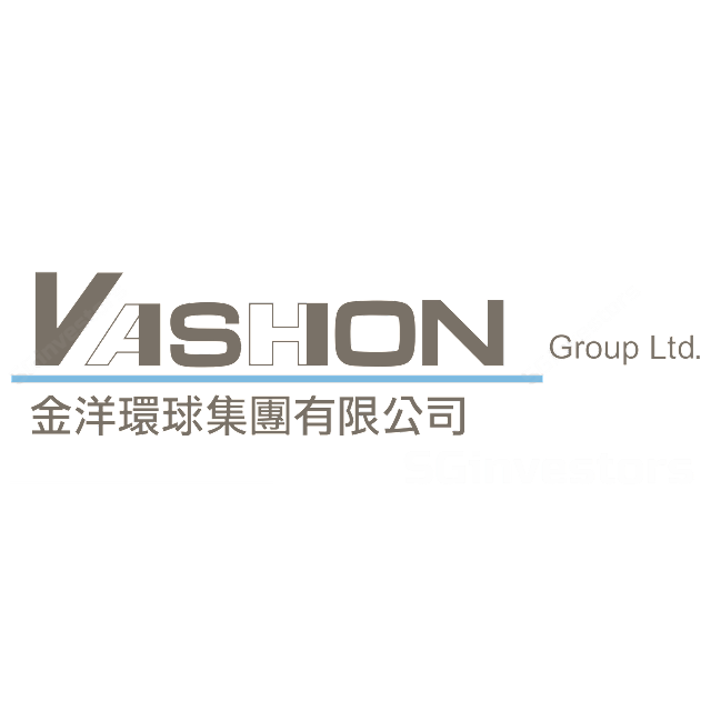 VASHION GROUP LTD. (1F4.SI) @ SG investors.io